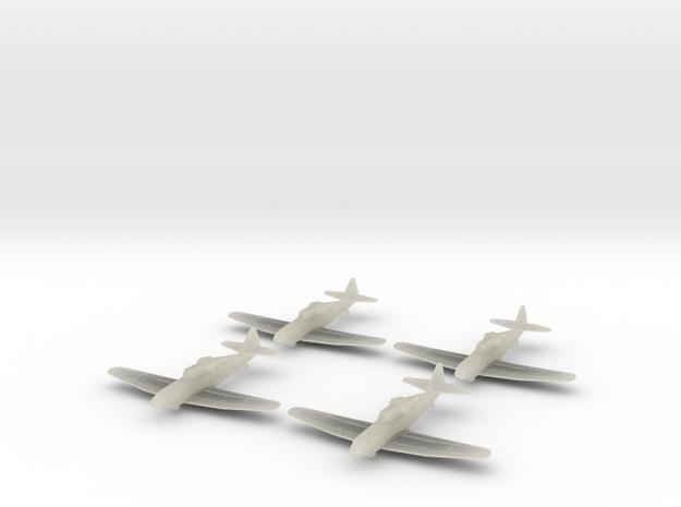 1/200 Boulton Paul Defiant (x4) 3d printed