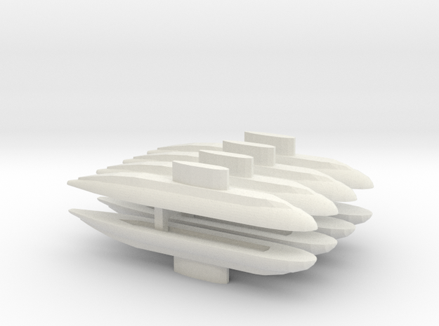 Kilo-Class x 8, 1/1800 in White Strong & Flexible