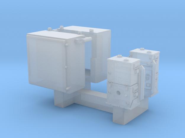 NS SD40E Helperlink Equipment in Smoothest Fine Detail Plastic