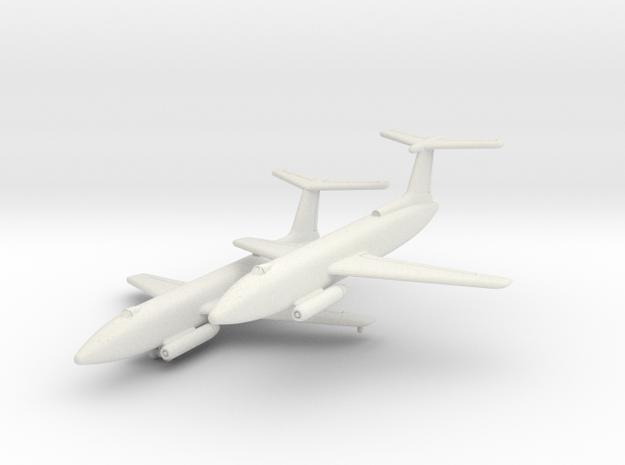 Martin XB-51 Pair 1/285 6mm in White Natural Versatile Plastic