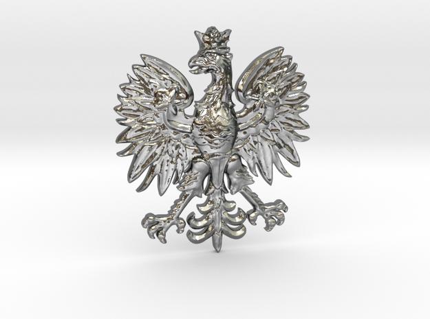 Polish Eagle Pendant