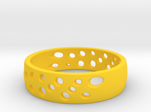 Cheese Ring Size 8 (18)