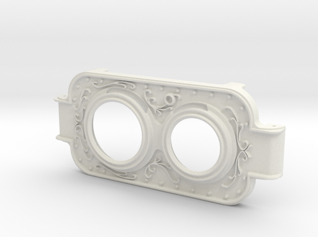 MPDA Lens Faceplate - Screen Accurate Size