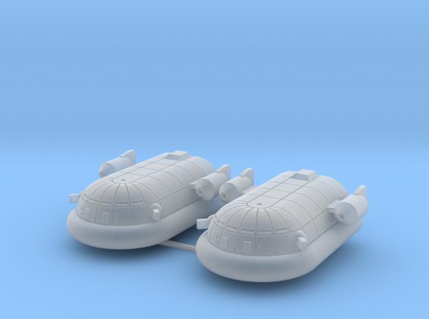 Maxmillian Hover Transport (Short Range Missiles 3d printed