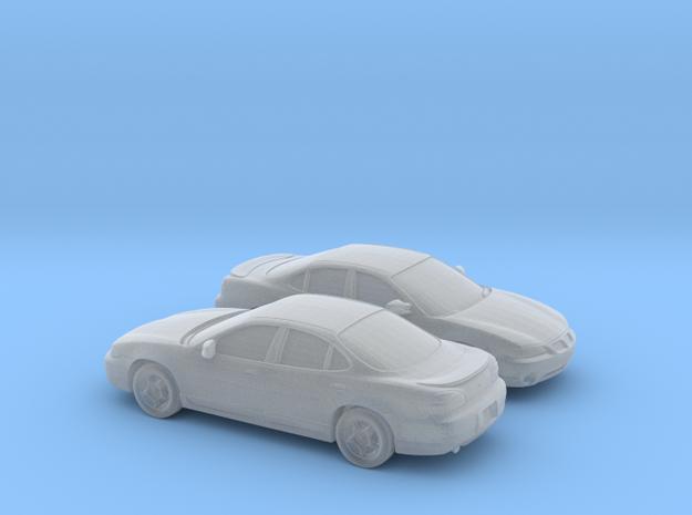 1/160 2X  1997 Pontiac Grand Prix Sedan
