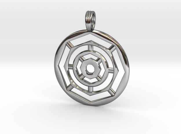 SUB-ZERO ENERGY in Premium Silver