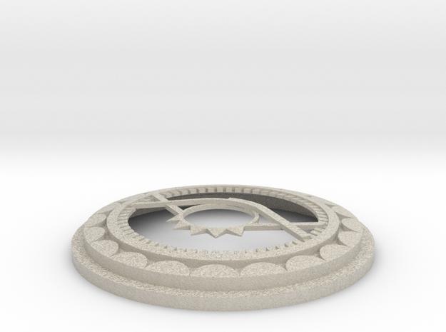 eye of ra stl 3d printed
