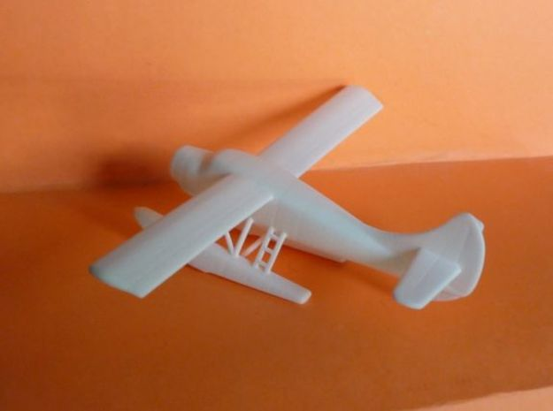 1/144 DHC-3 Otter on Floats 3d printed