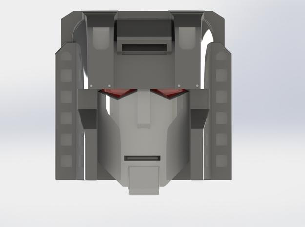 MP Seeker Drone Head 3d printed