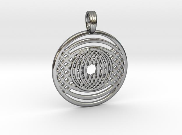 WATER GRAIL in Premium Silver