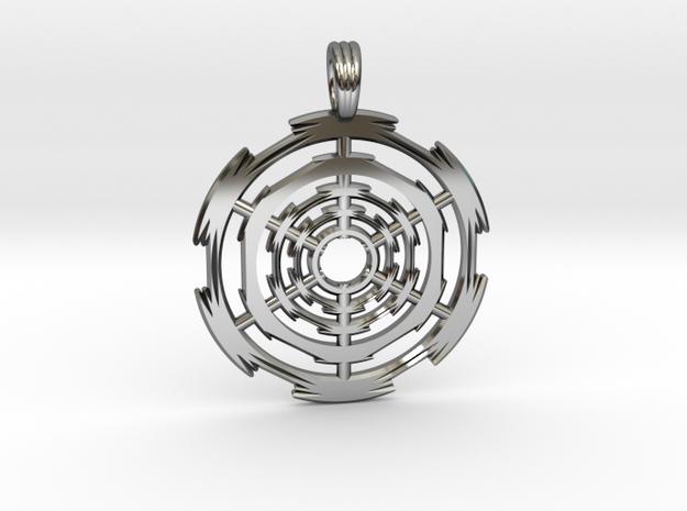 ECO VIBRATION in Premium Silver