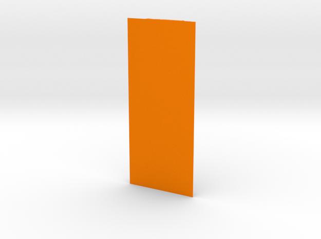 Sikun in Orange Strong & Flexible Polished