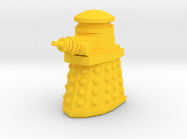 Daleck01 in Yellow Processed Versatile Plastic