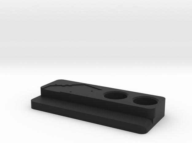 Ceiling Tile Teg Tool in Black Natural Versatile Plastic
