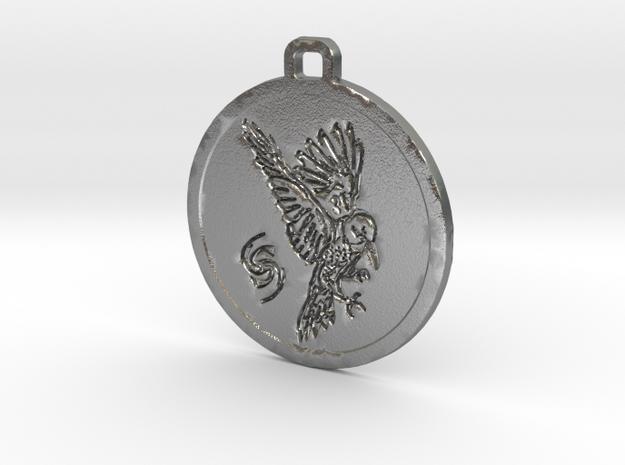 Flicker - Suluta  in Natural Silver