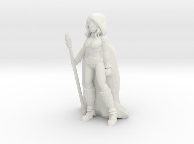 Iolanda in White Strong & Flexible