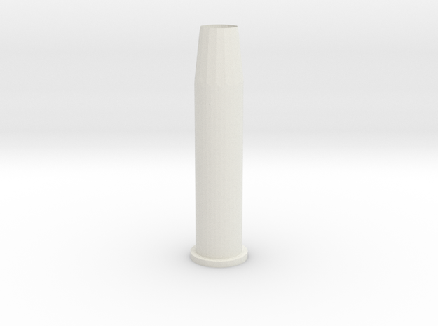 Shot Shell Final (4) in White Strong & Flexible