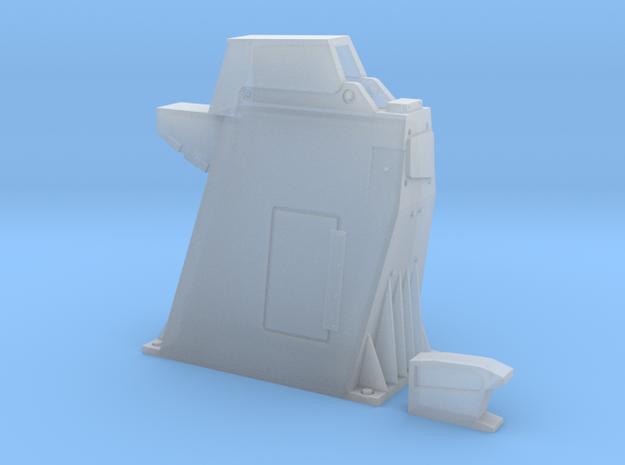 1/72 Holddown Arm (1 closed) in Smooth Fine Detail Plastic
