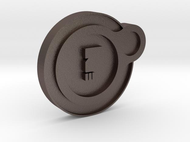 Dead Orbit Personal Emblem in Stainless Steel