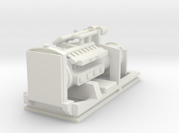 Generator 135kva - HO87:1 Scale