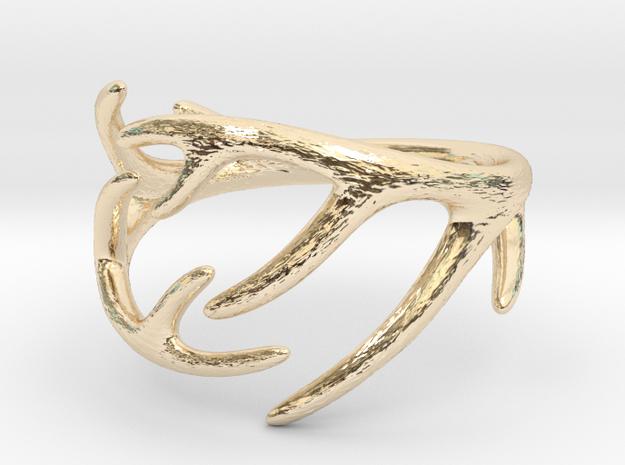 Antler Ring No.2(Size 8)