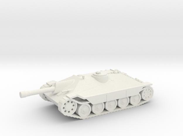Romanian Maresal Tank Destroyer SPG 1/100th 15mm