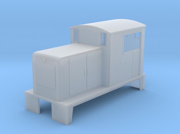 009 Kerr Stuart Diesel 6wD body - for Roco Diesel in Smooth Fine Detail Plastic