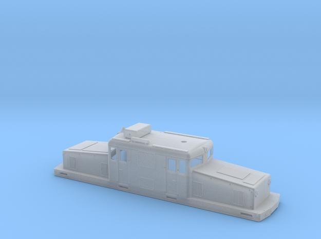 Nm YsteC Ge 4/4 (Crocodile) (1:160) 3d printed