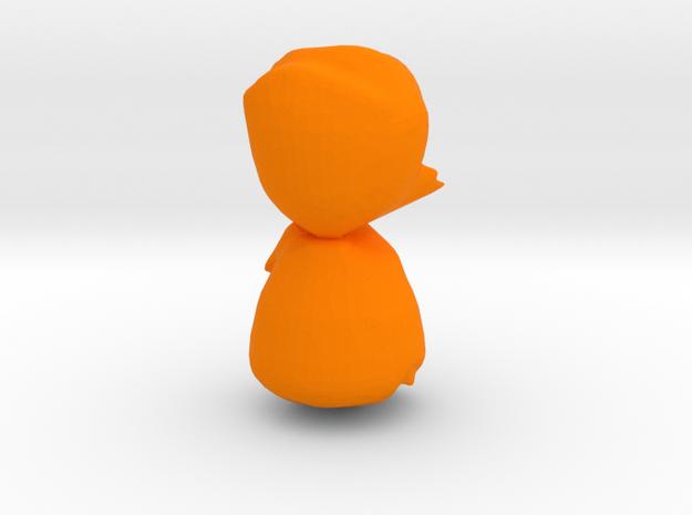 Eta Carinae (70mm) in Orange Processed Versatile Plastic