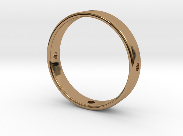 Gyroscope Ring, Middle
