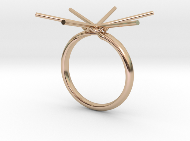 Mrsamoldring7 in 14k Rose Gold