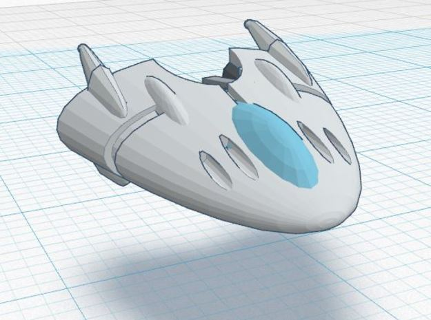 Slipstream I-A 3d printed XIA Tier 1 spacecraft REGULATION XIA SPEC