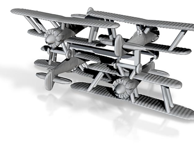 1/300 Polikarpov I-5 (early) x4 3d printed