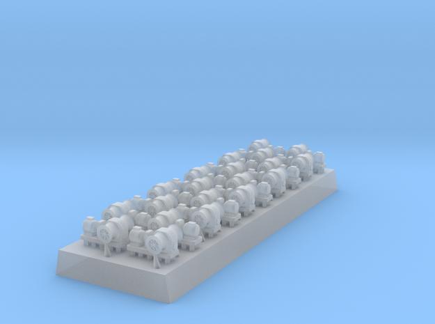 1/700vUSN Deck Winches