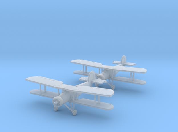 "1:200 Fairey Swordfish ""Wingman"" 3d printed"