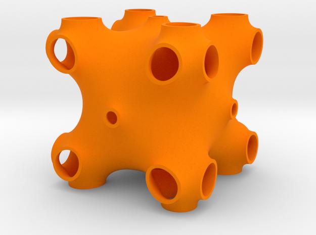 xxx periodic minimal surface 3d printed