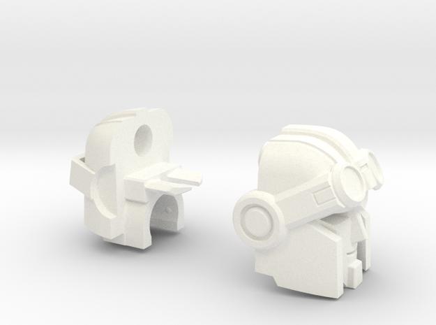 Whiny Hauler Head Combiner Version