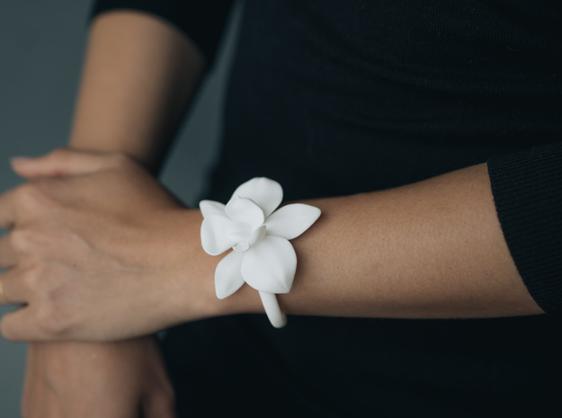Orchid Bracelet- Nylon Version
