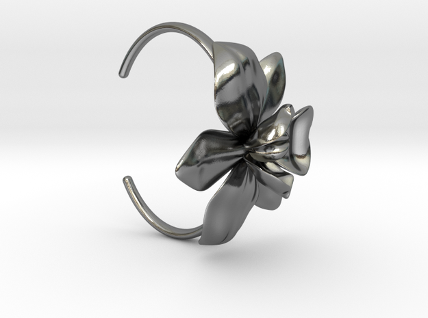 Orchid Bracelet- Metal Version