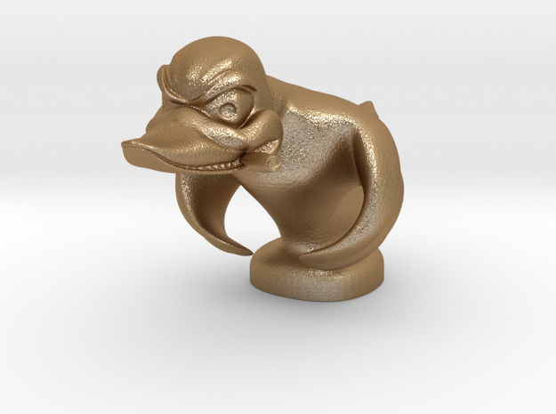 Death Proof Duck 3d printed
