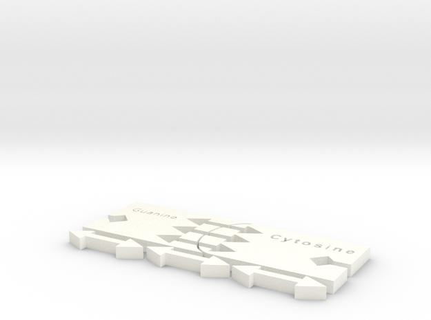 Test pattern 2 3d printed