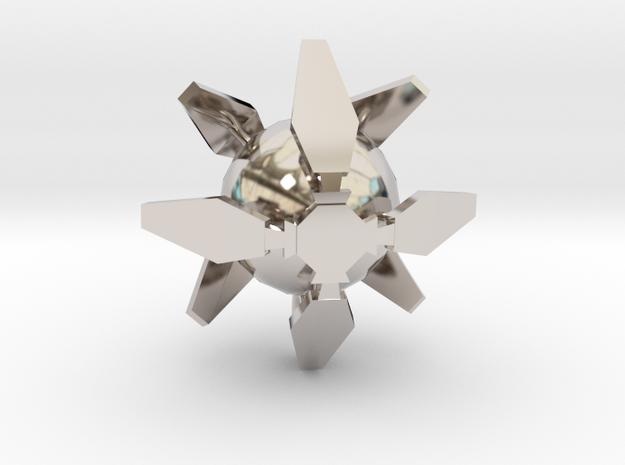 Ingress Portal Shield Pendant (1 inch)