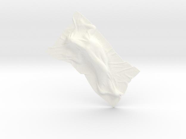 Shroud shape penholder 009