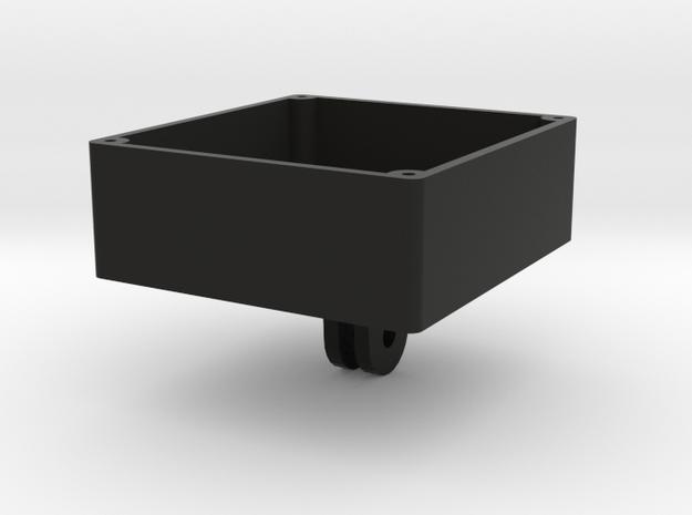 TT2Xv1 Case Bottom in Black Strong & Flexible