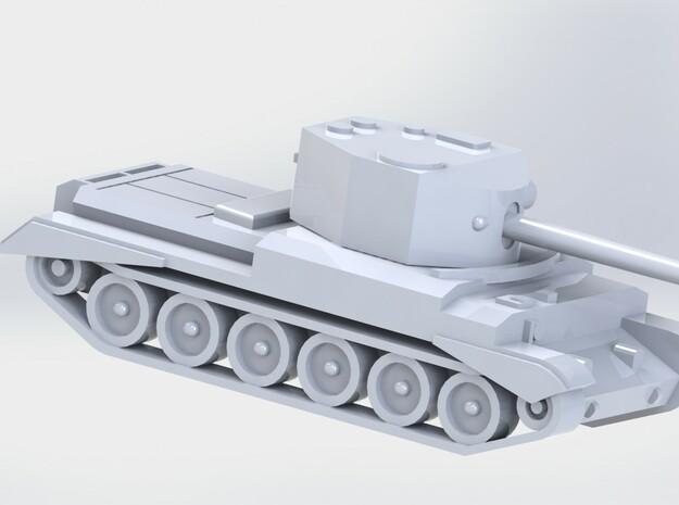 A30 Challenger Cruiser Tank 1/285 6mm 3d printed