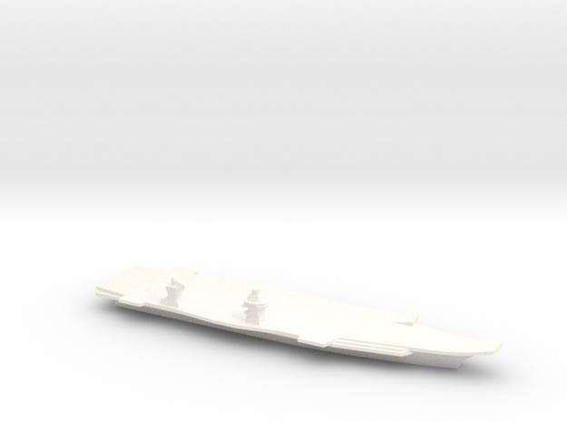 "Pr. 23000E ""Shtorm"" 1/1800 in White Processed Versatile Plastic"