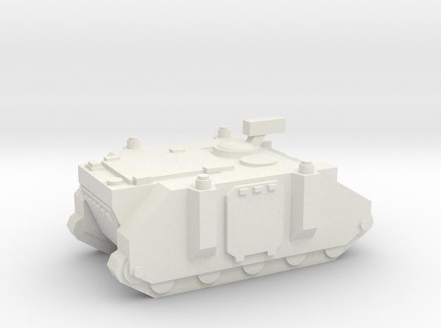 [5] Marine APC in White Natural Versatile Plastic