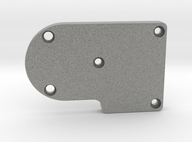 DJI Phantom 3 Gimbal Replacement Yaw Arm Cover in Metallic Plastic