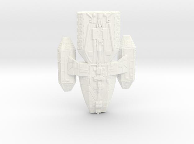 battlestar valiant in White Processed Versatile Plastic