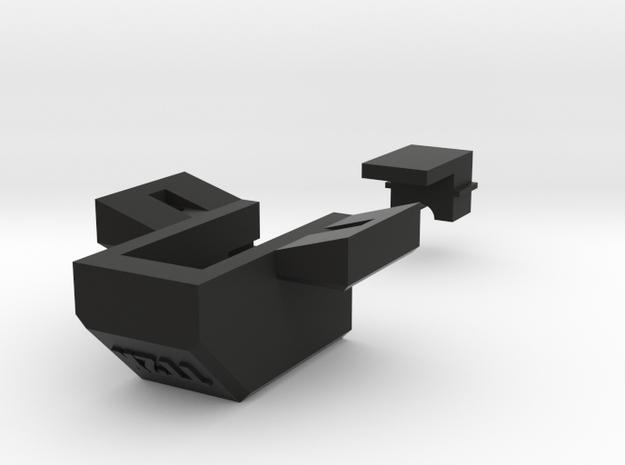 SensorHousingV3 in Black Strong & Flexible